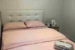 Otel odaları çift kişilik yerleşim