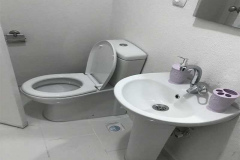 Oda içi Lavabo-Banyo